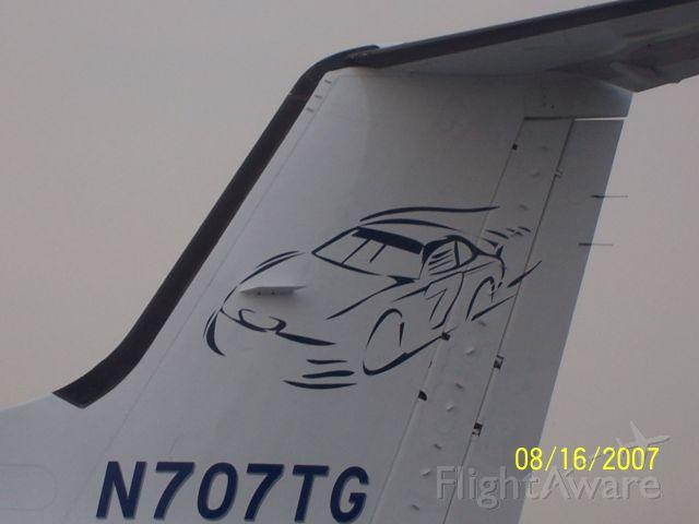 Embraer EMB-120 Brasilia (N707TG)