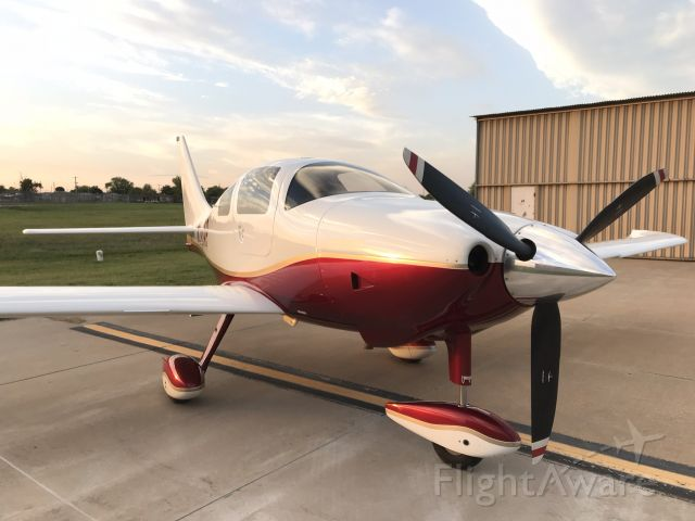 Cessna 350 (N248AP) - Ready for action!