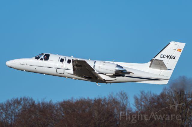 Cessna Citation 1SP (EC-KGX)