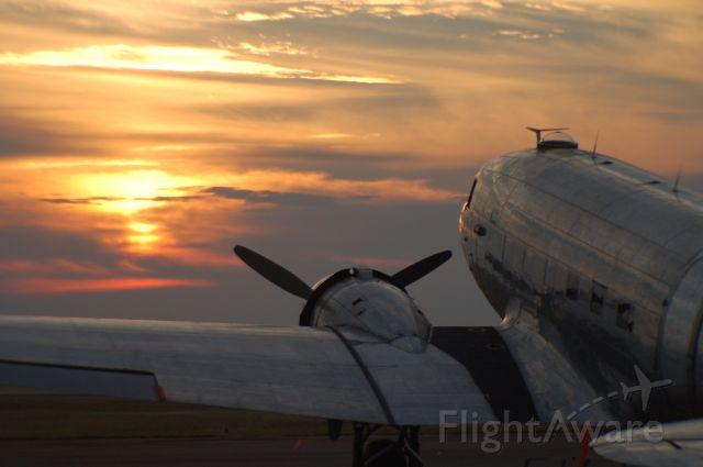 CAF — - C-47 @ Dawn