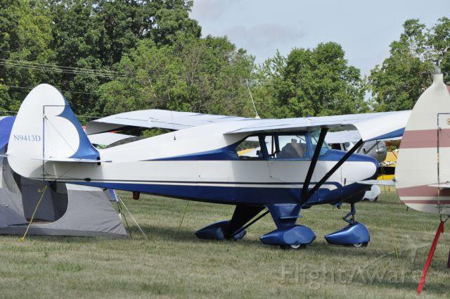 Piper PA-22 Tri-Pacer (N9413D)