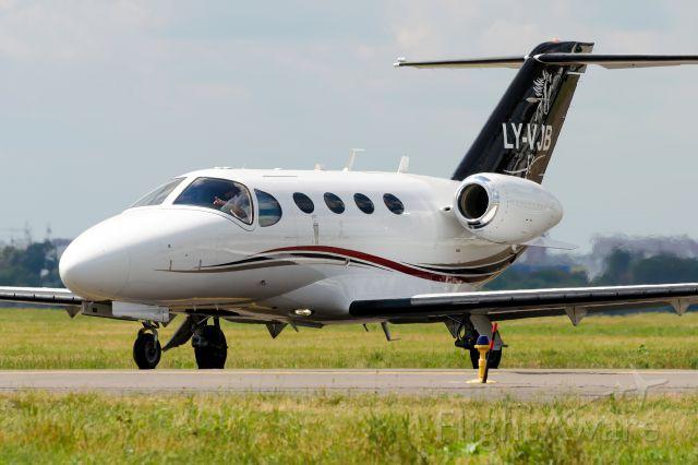 Cessna Citation Mustang (LY-VJB)