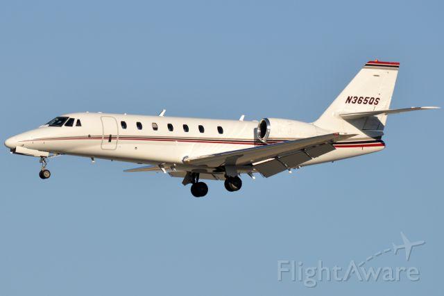 Cessna Citation Sovereign (N365QS)