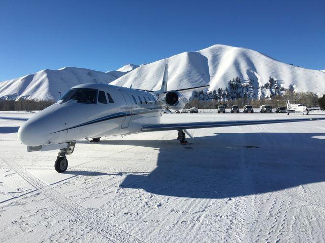 Cessna Citation Excel/XLS (N845JS) - ex. N868J