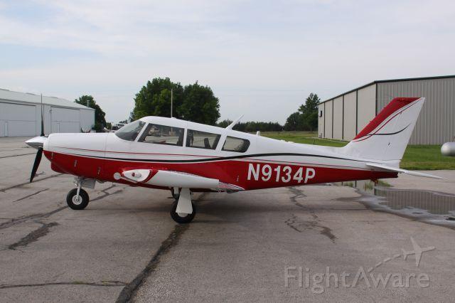 Piper PA-24 Comanche (N9134P)