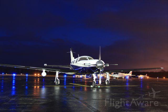 Piper Malibu Mirage (N466CP)