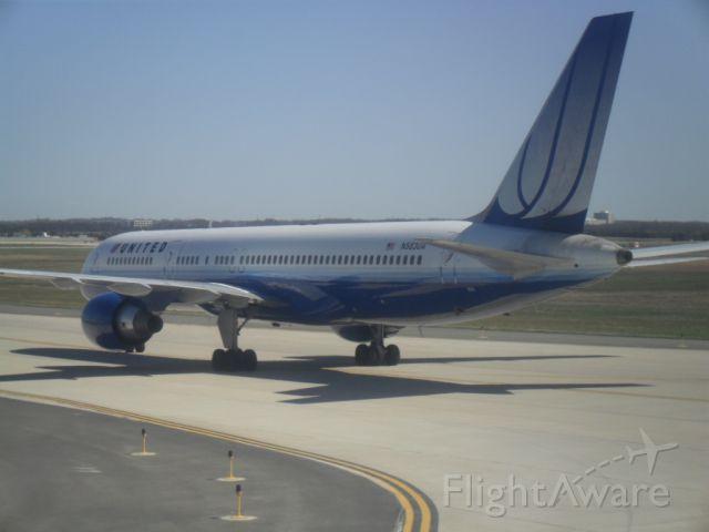 Airbus A320 (N583UA)