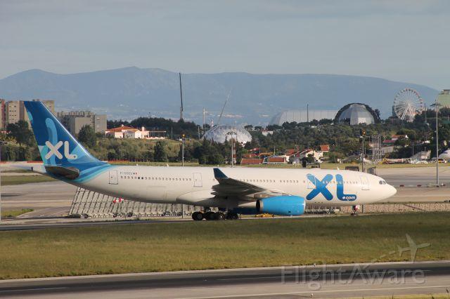 Airbus A330-300 (F-GSEU) - Pedro Bronze br /(Testando Motores)