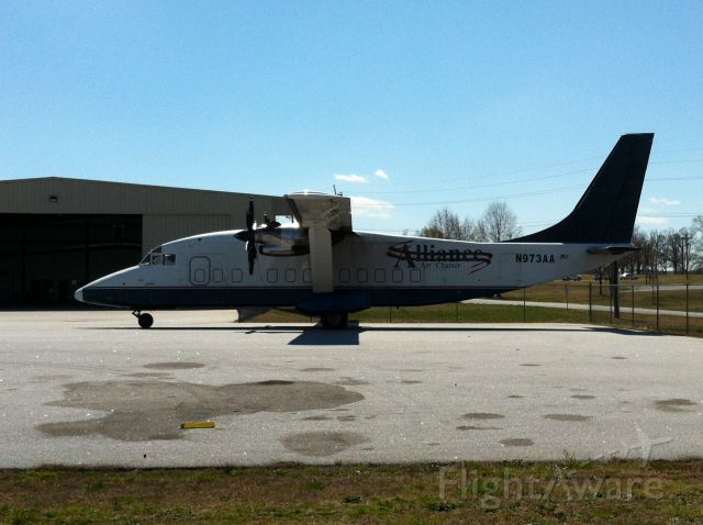 Cessna Citation 1SP (N973AA)