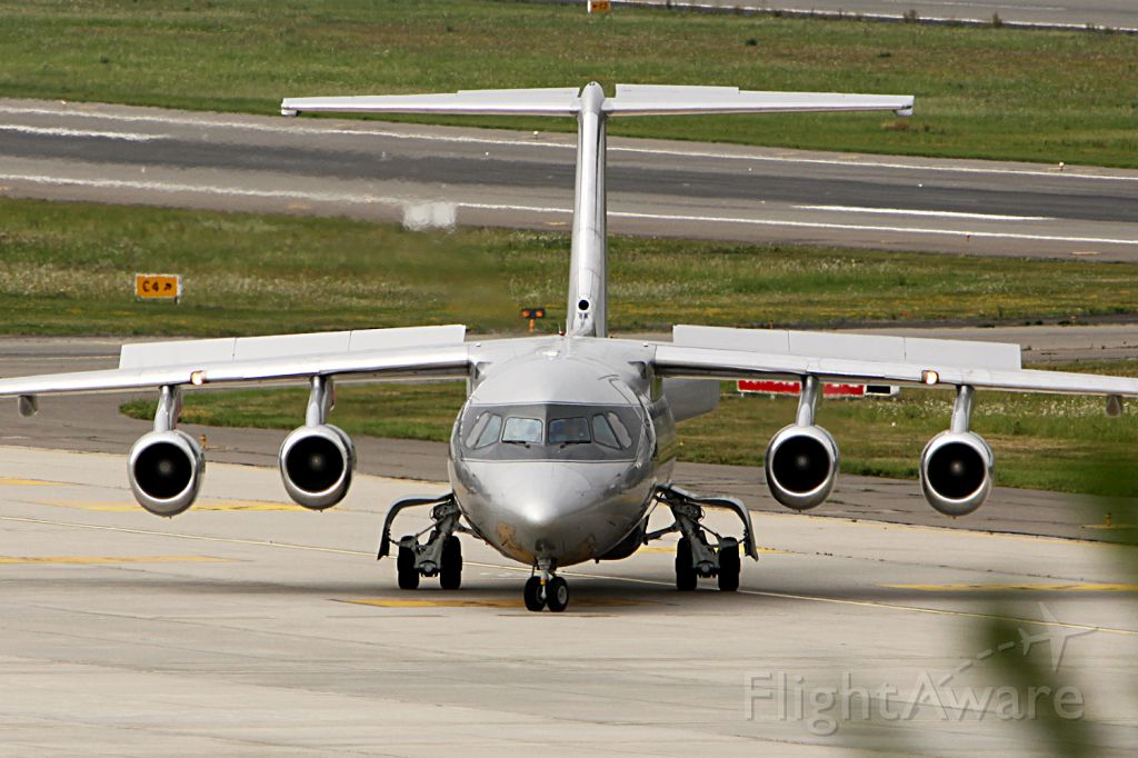 British Aerospace BAe-146-100 (G-OFOA)