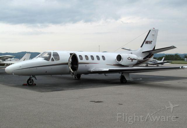 Cessna Citation II (N61HT)