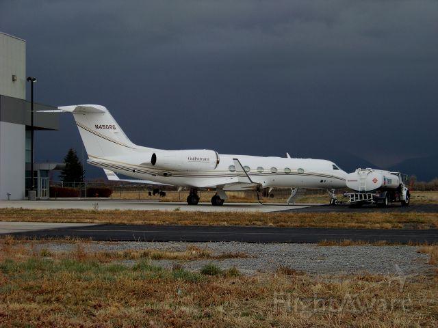 Gulfstream Aerospace Gulfstream IV (N450RG)
