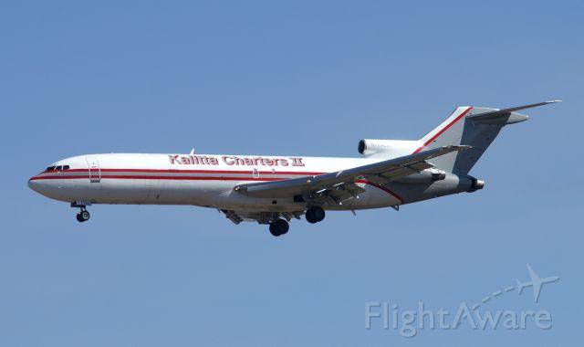 BOEING 727-200 (N724CK) - Landing RWY35 on Mar 10, 2015