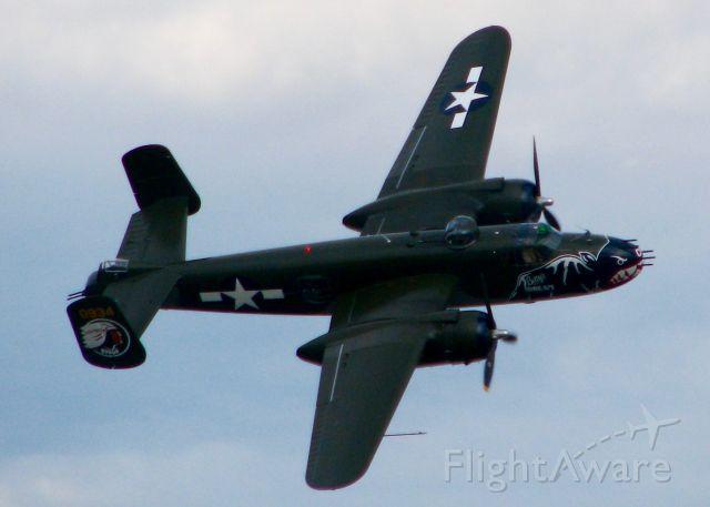 North American TB-25 Mitchell (N5672V) - At Oshkosh. 1945 North American B-25J