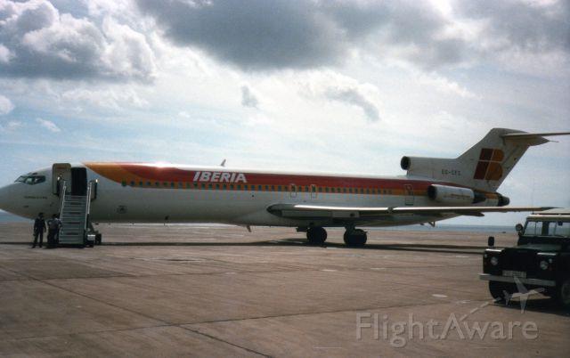 Boeing 727-100 (EC-CFC) - 727-256
