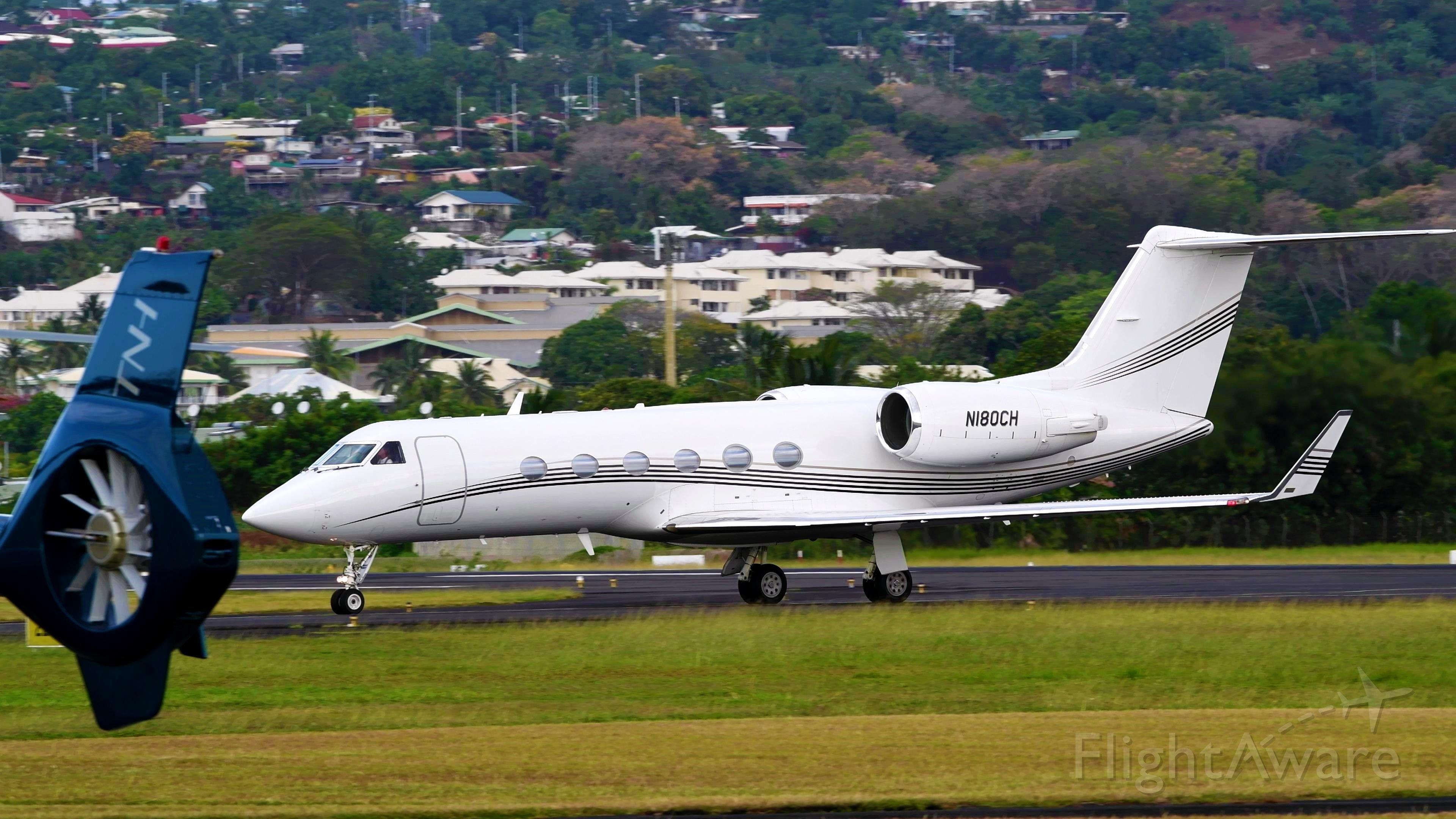 Gulfstream Aerospace Gulfstream IV (N180CH)