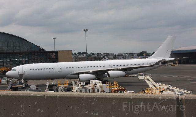 Airbus A340-300 (CS-TQZ) - Operating for Sata A310.