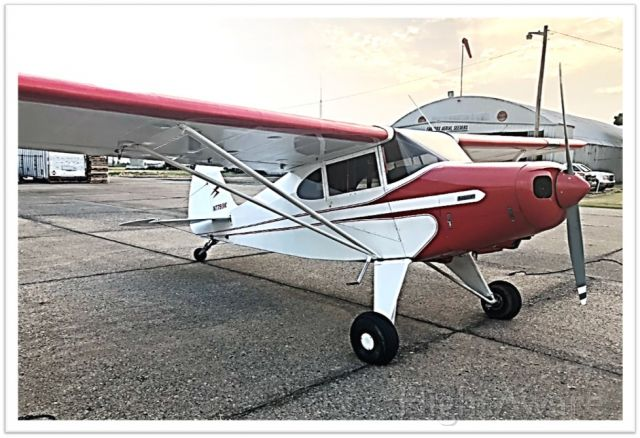 Piper PA-20 Pacer (N7799K) - Low and Slow :-)