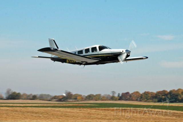 Piper Saratoga (N722AV)