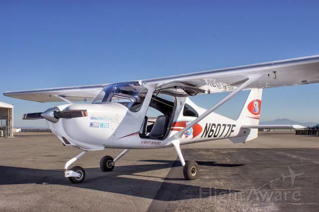 Cessna Skycatcher (N6077F)