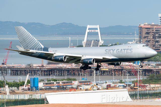 Boeing 747-400 (VP-BCH)