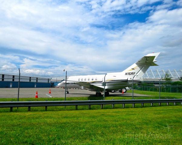 Hawker Siddeley HS-125-400 (N15RY)