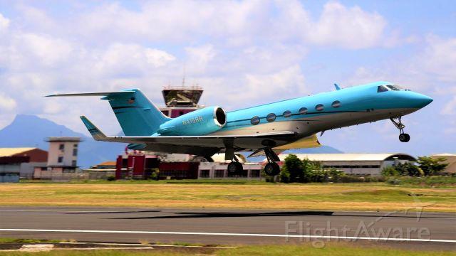 Gulfstream Aerospace Gulfstream IV (N415RR)