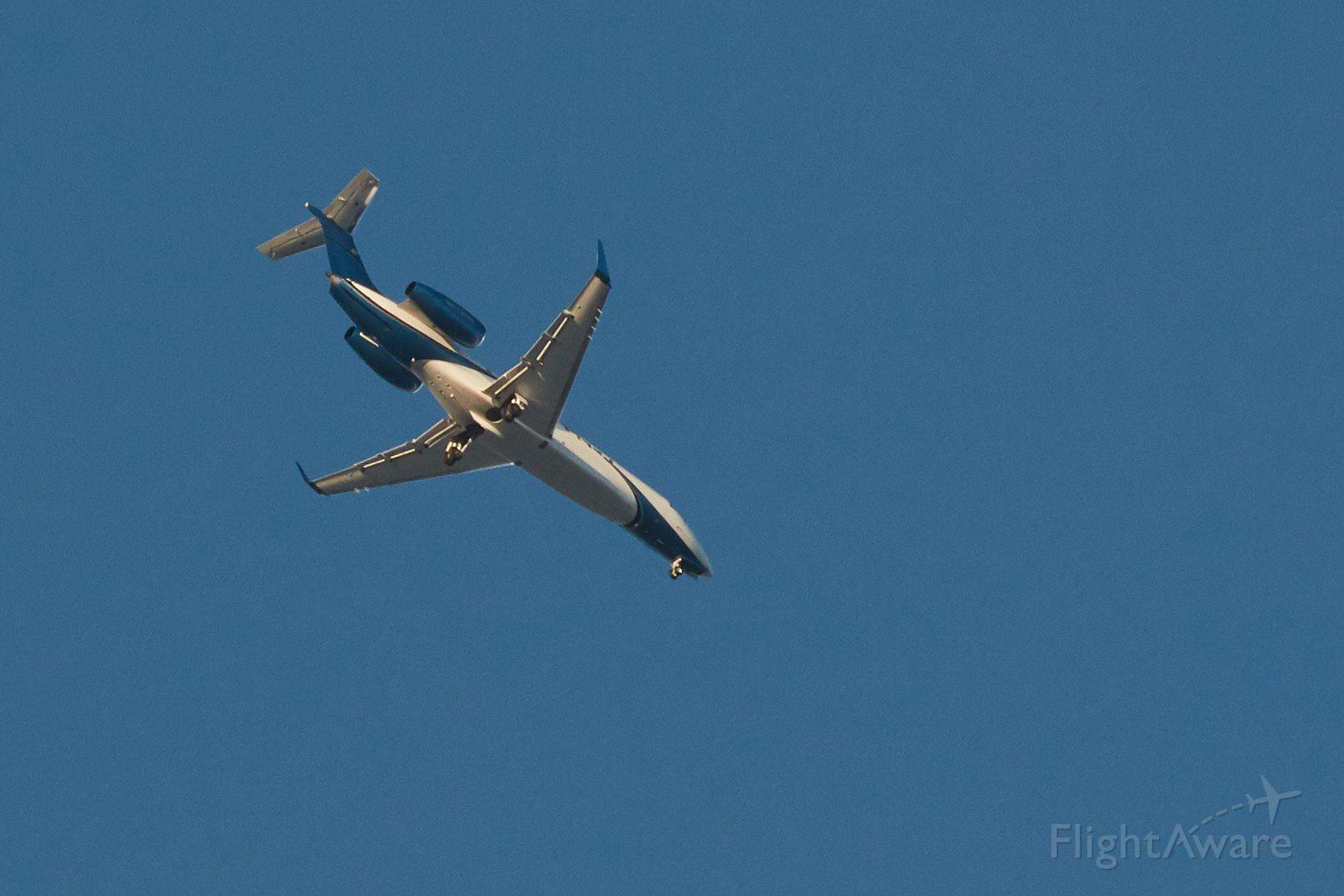 Embraer Legacy 600/650 (N529GB)