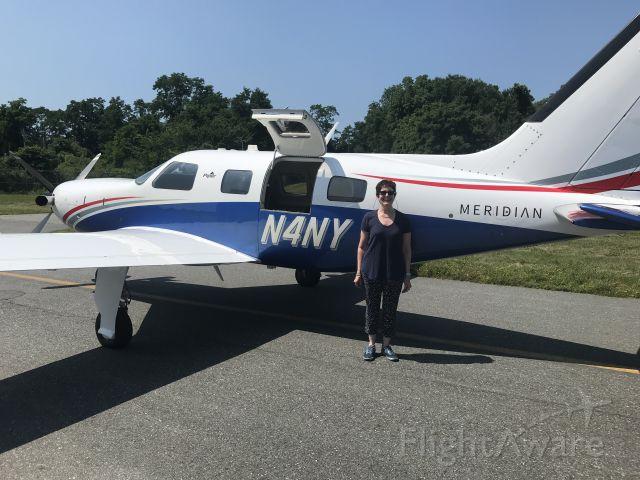 Piper Malibu Mirage (N4NY) - Piper Meridian N4NY