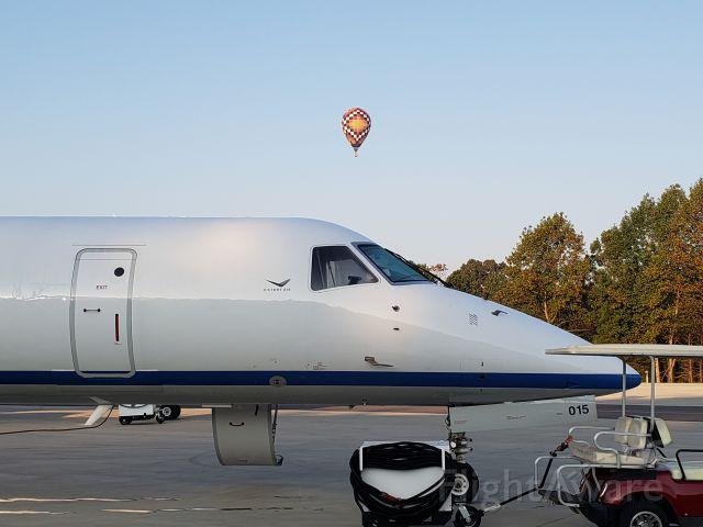 N15VA — - Early morning Balloon rally practice in Statesville, NC