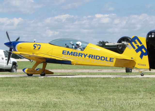 EXTRA EA-300 (N330ER) - At AirVenture 2016.