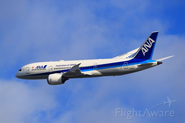 Boeing 787-8 (JA810A)
