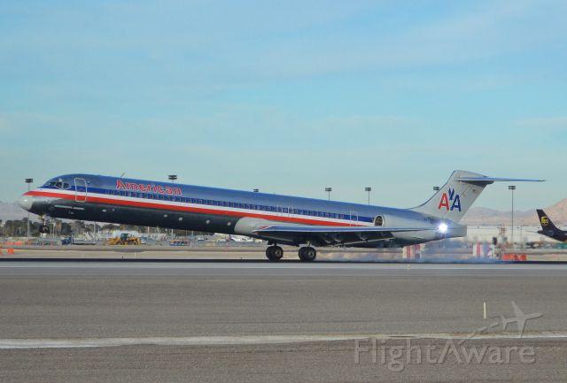 McDonnell Douglas MD-80 (N7547A)