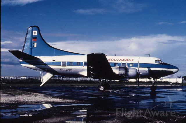 Beechcraft Sierra (N9320S) - Southeast Airlines