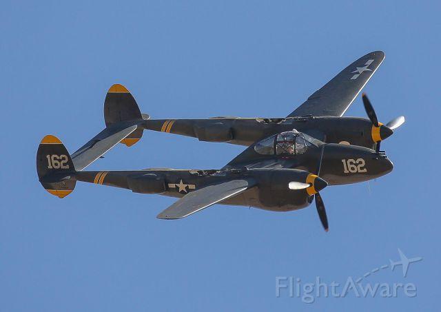 Lockheed P-38 Lightning (N162)