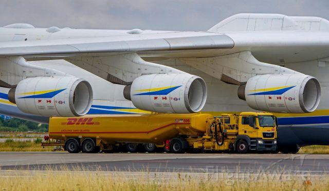 Antonov An-225 Mriya (UR-82060) - Lady of the skies