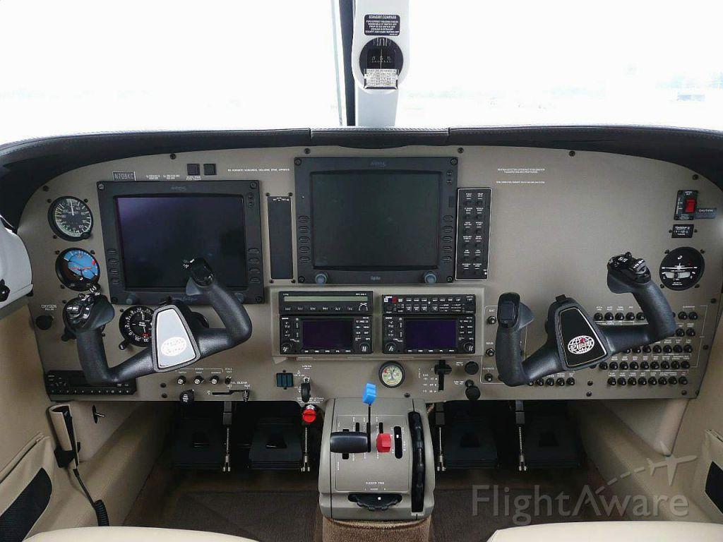 Piper Malibu Mirage (N708KC)