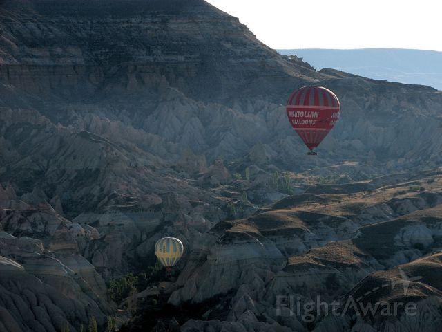 Unknown/Generic Balloon — - Anatolian Balloons, near Göreme, Cappadocia, Turkey