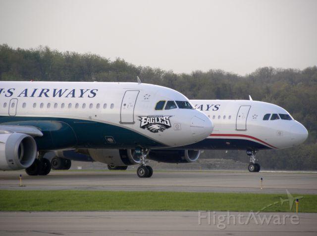 Airbus A319 (N709UW)