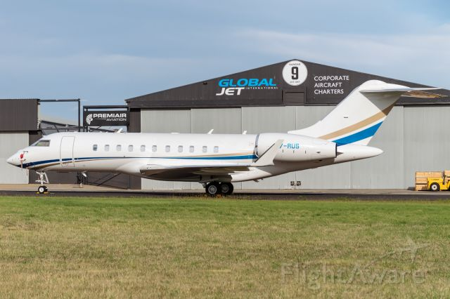 Bombardier Global Express (T7-RUS)