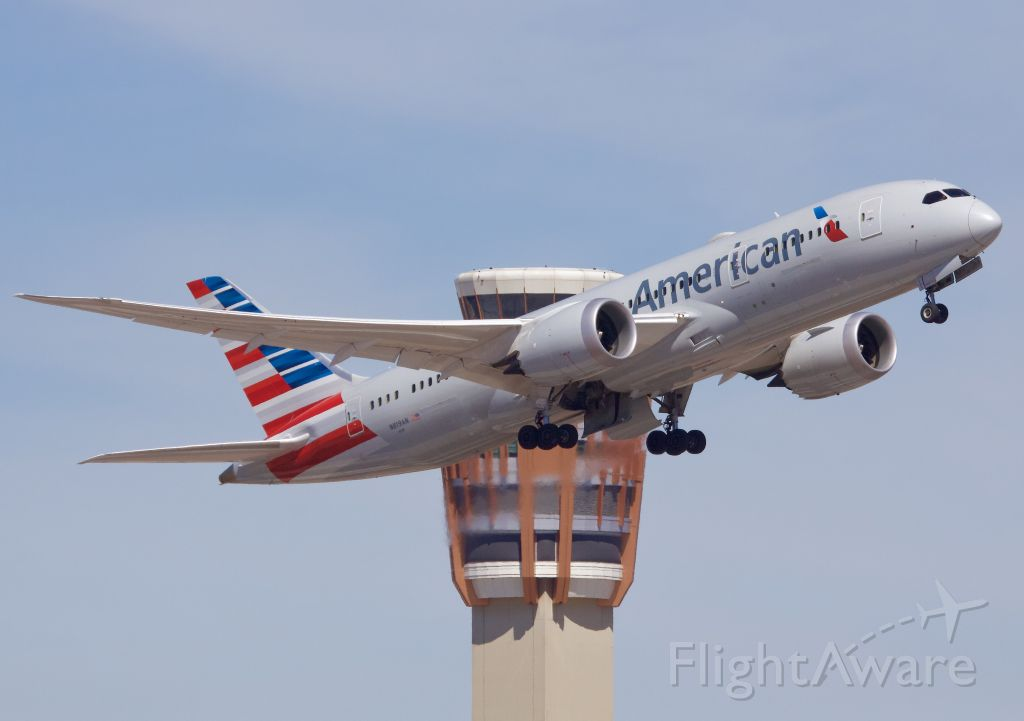 """Boeing 787-8 (N819AN) - Departing Phoenix (Please view in """"Full"""" for best image quality)"""