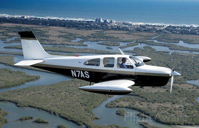 Beechcraft Bonanza (33) (N7AS) - C33A