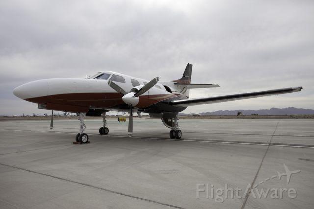 Swearingen Merlin 3 (N550BE) - Western Aviators