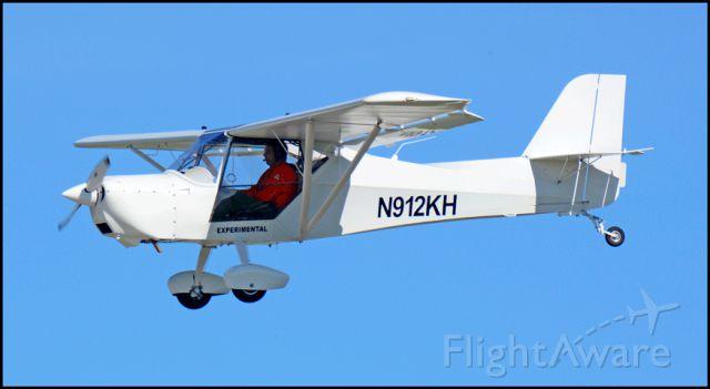 N912KH — - 2015 SILVERLIGHT AVIATION LLC KITTYHAWK (SN 001)br /Landing at the Merced Regional Airport 2/27/16
