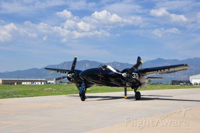 Experimental 100kts-200kts (N379AK) - Departing KCOS after its restoration was completed