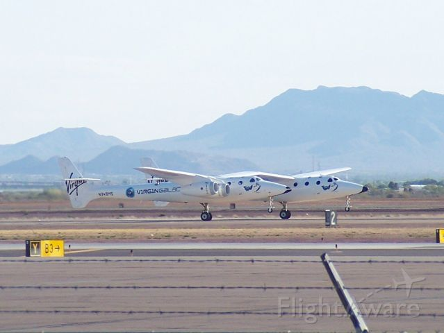 Scaled Composites White Knight 2 (N348MS) - Composites Model 348 White Knight Two