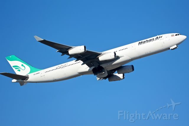 Airbus A340-600 (EP-MMB)