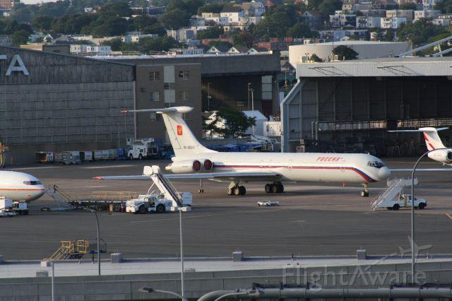 Ilyushin Il-62 (RNA86540)