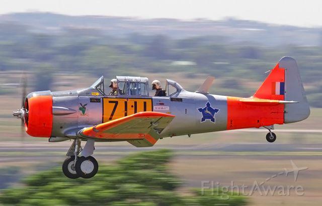 North American T-6 Texan (SAAF7111)