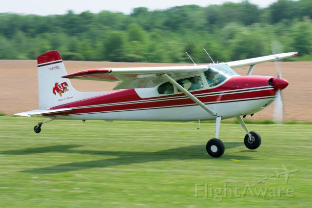 Cessna Skywagon 180 (N3155C) - 15th Annual Chili Fiesta Fly-In.  May 2018.